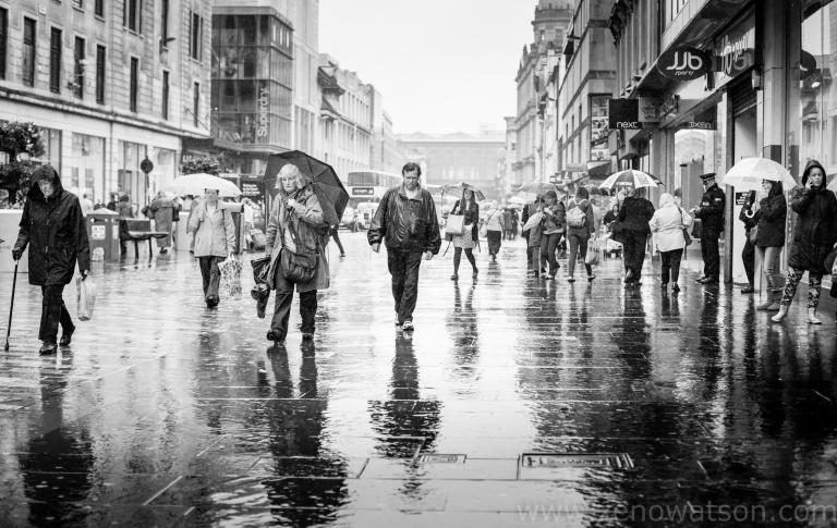 Sunny Glasgow By Zeno Watson-6541