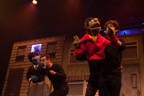 "Royal Conservatoire of Scotland ""Avenue Q"""