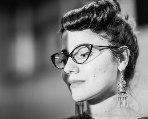 Maria Lavigina (Designer/Illustrator)
