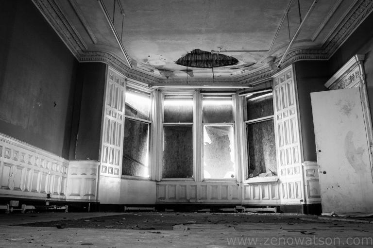 Scotway House By Zeno Watson-