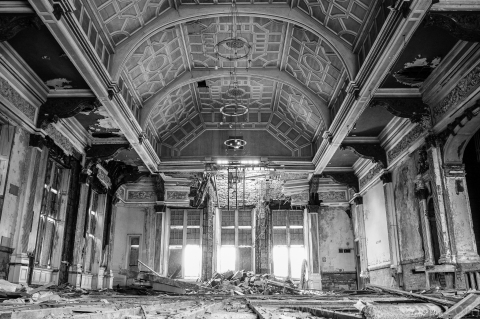 Gartloch Asylum-