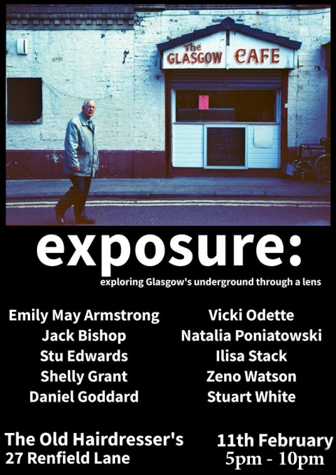 Exposure 11Feb2017 Glasgow